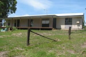 Peace of Mind Property Rentals 3 Bedroom Amamoor QLD - Full View of the House