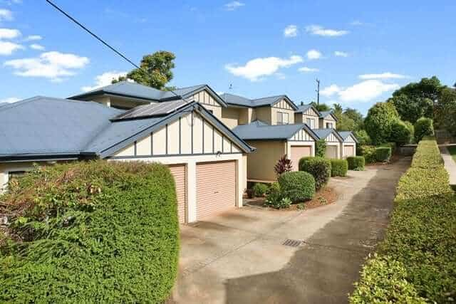 Peace of Mind Property Rentals 2 Bedroom Cooroy QLD - Full View of Unites